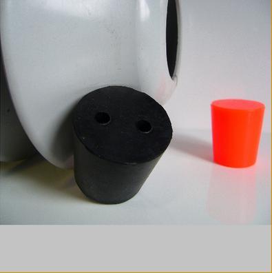 Bouchons isolants au courant électrique 022