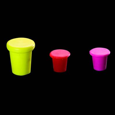 Bouchons de couleurs 064